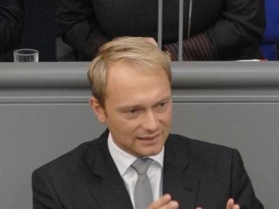 Christian Lindner, Deutscher Bundestag / Lichtblick / Achim Melde  Text: dts Nachrichtenagentur