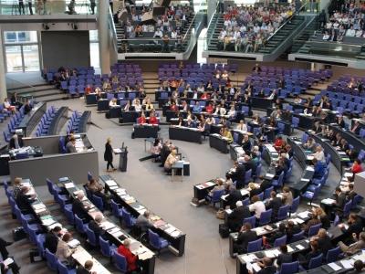 Bundestagssitzung im Plenarsaal des Reichstags, dts Nachrichtenagentur