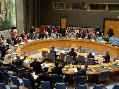UN-Sicherheitsrat, UN / E. Debebe,  Text: dts Nachrichtenagentur