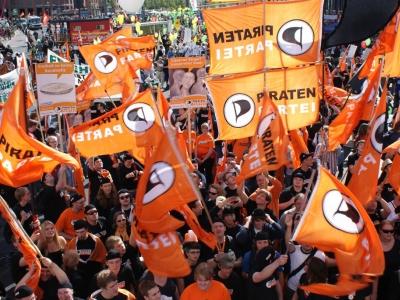 Piratenpartei, Piratenpartei Deutschland, Lizenz: dts-news.de/cc-by