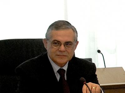 Lucas Papademos, European Central Bank,  <a title=