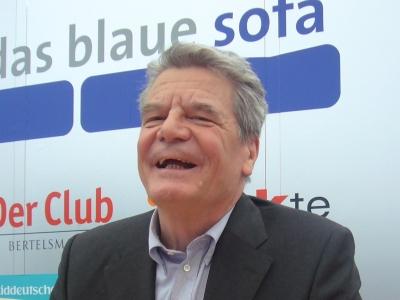 """dts image 4053 inssnskath 2171 400 3005 - Gauck: """"Es kommt mir vor wie im Traum"""""""