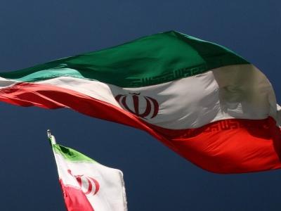 Iranische Flagge, yeowatzup, Lizenz: dts-news.de/cc-by