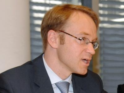 Jens Weidmann, Deutscher Bundestag / Lichtblick/Achim Melde  Text: dts Nachrichtenagentur
