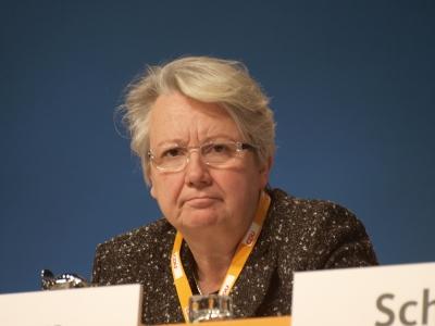 Annette Schavan, dts Nachrichtenagentur
