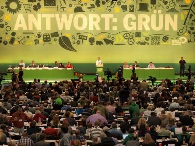 Parteitag von Bündnis 90 / Die Grünen, dts Nachrichtenagentur