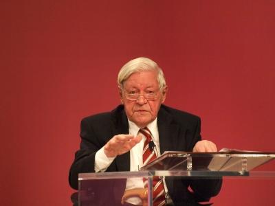 Helmut Schmidt, dts Nachrichtenagentur