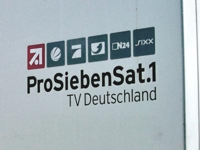 ProSiebenSat.<a title=