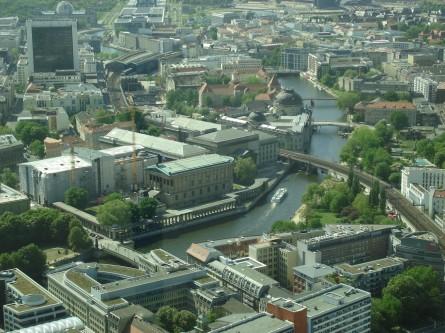Berlin vom Fernsehturm
