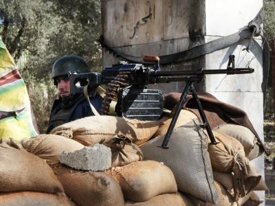 Sicherheitskräfte in Damaskus, dts Nachrichtenagentur