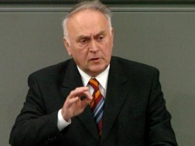 Wolfgang Böhmer, Deutscher Bundestag / Lichtblick / Achim Melde  Text: dts Nachrichtenagentur