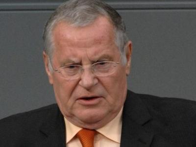 Lothar Bisky, Deutscher Bundestag / Lichtblick / Achim Melde  Text: dts Nachrichtenagentur