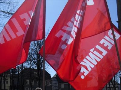 Die Linke, Michael Bruns, Lizenz: dts-news.de/cc-by