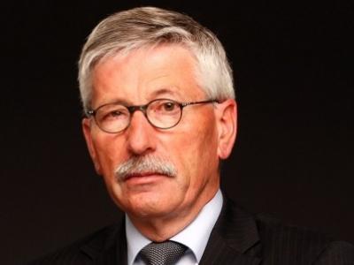 Thilo Sarrazin, Deutsche Bundesbank,  Text: dts Nachrichtenagentur