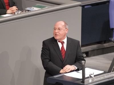 Gregor Gysi, dts Nachrichtenagentur