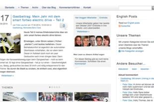 Blog von daimler.de