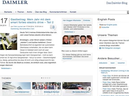 Photo of Blogs erstellen: Tipps zum erfolgreichen Bloggen (Teil 1)