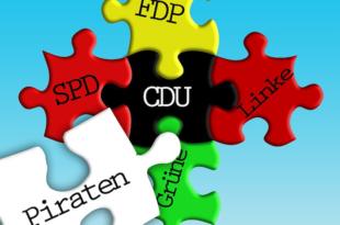Parteien 310x205 - Die Social Media Präsenz der Parteien in Deutschland