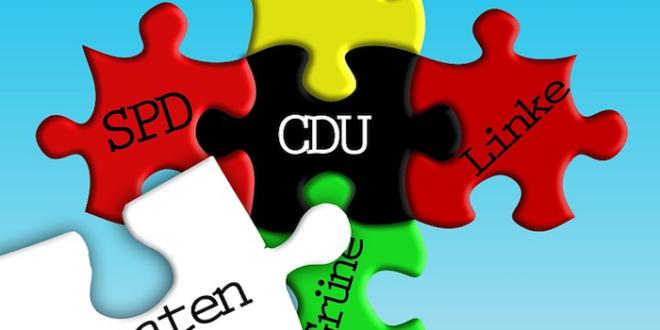 Parteien 660x330 - Die Social Media Präsenz der Parteien in Deutschland
