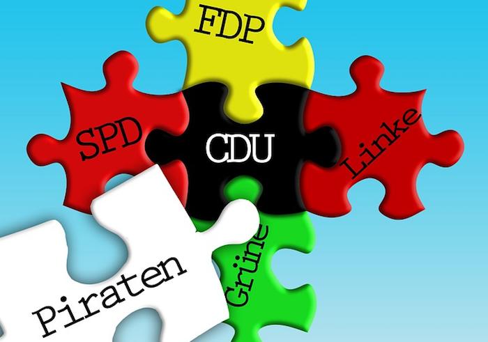 Die Social Media Präsenz der Parteien in Deutschland