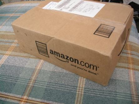 Amazon-Paket, Aurelijus Valeiša, Lizenztext: dts-news.de/cc-by