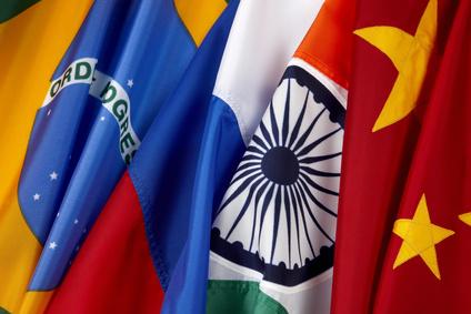 BRIC Staaten - BRIC-Staaten: Wachstum rückläufig