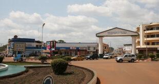 Bangui_Shopping_District