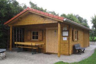 Blockhaus 310x205 - Fragen zur Baugenehmigung für Gartenhäuser