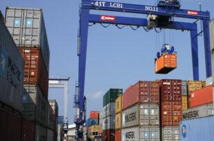 Containerumschlag1 310x205 - RWI/ISL-Containerumschlag-Index: Welthandel weiterhin ohne Schwung