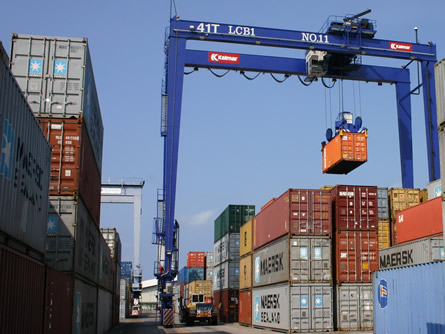 Photo of RWI/ISL-Containerumschlag-Index: Welthandel weiterhin ohne Schwung