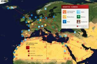 Desertec 310x205 - Bundesregierung unterstützt Solarkraftwerk in Marokko