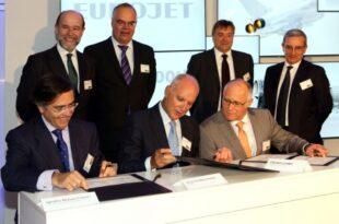 Eurojet 310x205 - Eurojet liefert eintausendstes EJ200-Serientriebwerk