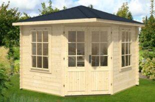 Gartenhaus 310x205 - Ihr Platz im Grünen mit einem Gartenhaus aus Massivholz