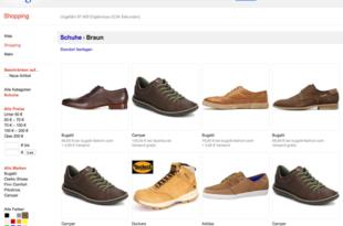 Google Shopping 310x205 - Bei Google Shopping auf Seite 1 mit dem passenden Tool