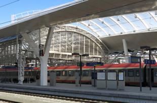 Hauptbahnhof Salzburg 310x205 - Salzburger Hauptbahnhof bekommt den europäischen Stahlbaupreis