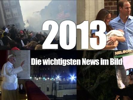Rückblick auf das Jahr 2013