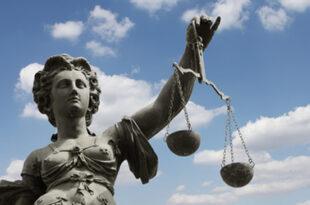 Justiz 310x205 - Richterbund fürchtet dramatischen Personalmangel in der Justiz