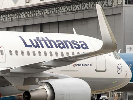 Lufthansa Fluggesellschaft