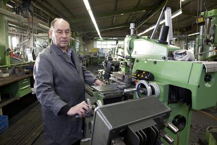 Mittelstaendisches Unternehmen - Mittelstand in robuster Verfassung