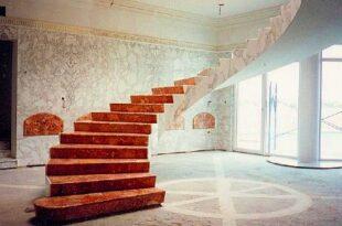 Naturstein Treppe 310x205 - Natursteine - ein Werkstoff mit Ausstrahlung und Seele