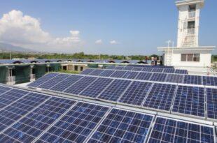 Photovoltaikanlage 310x205 - DONAUER baut Photovoltaik Aufdachanlage in Namibia