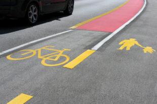 Radweg 310x205 - Studie: Emissionen senken durch mehr Fuß- und Radwege
