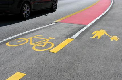 Photo of Studie: Emissionen senken durch mehr Fuß- und Radwege