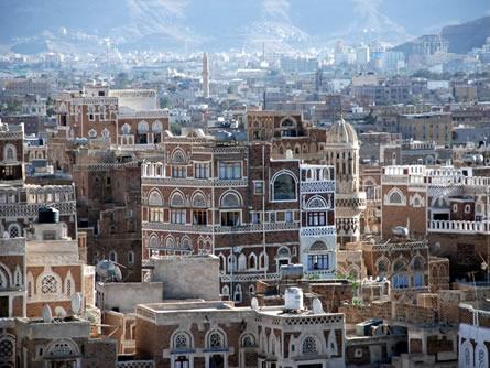 Sanaa: Hauptstadt von Jemen