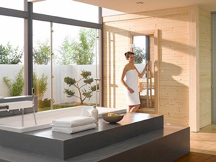 Bild von Die eigene Sauna – mit guter Beratung zur Wohlfühl-Oase