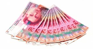 Schweizer Franken 310x165 - Vaduz: Bekämpfung von Zahlungsverzug im Geschäftsverkehr
