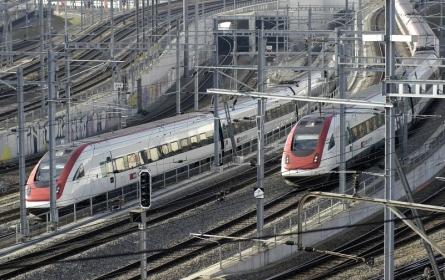 Schweizerische Bundesbahnen1 - Die SBB arbeiten an der Bahn der Zukunft