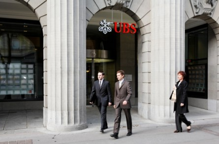 Bild von UBS erfüllt Erwartungen nur knapp