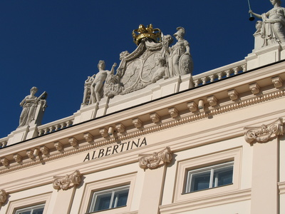 Wien Albertina - Gewinner des Wiener Tourismuspreises 2013: Die Albertina