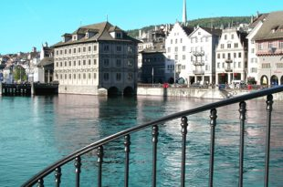 Zuerich 310x205 - Zürich: wirtschaftlich stärkste Region im Minus